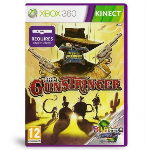 The gunstringer xbox 【É bom vale a pena 】