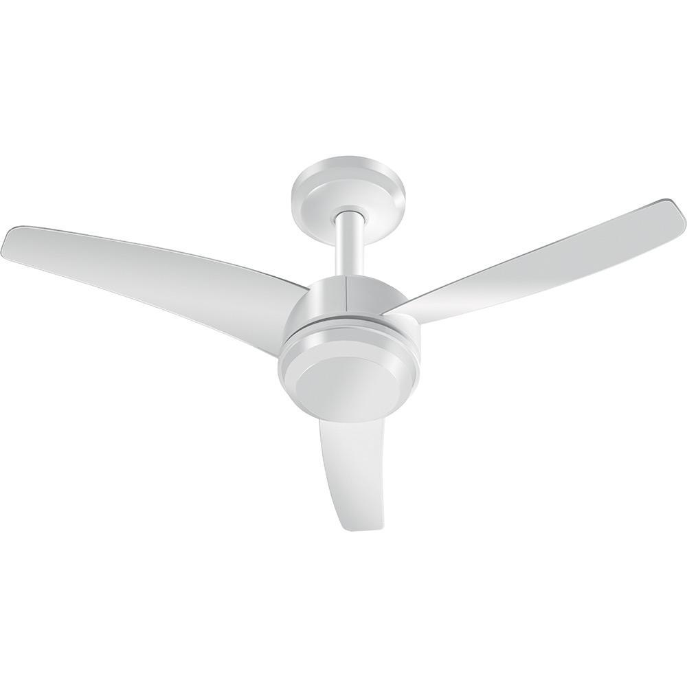 d3165c29f Ventilador de Teto Mondial Maxi Air 3 Velocidades - Branco é bom  Vale a  pena