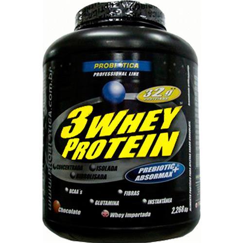 807421419 → Whey Protein 3W - 2